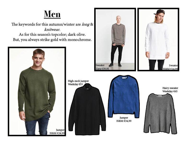 sweater weather men