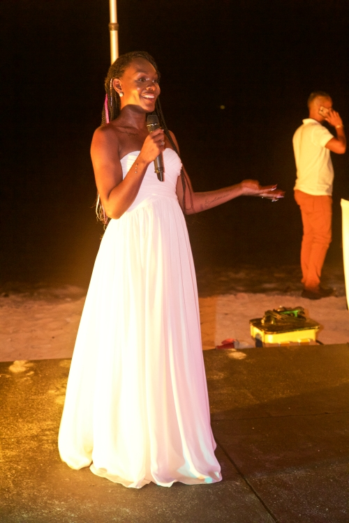 Grace & Arne's Wedding in Curacao