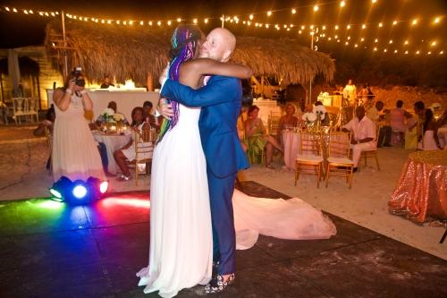 Graycheline & Arne Wedding...42