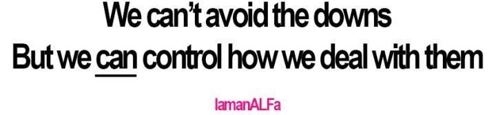 Inspirational Quote by IamanALFa