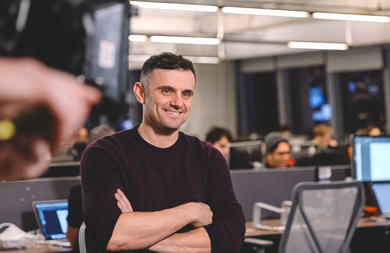Gary Vaynerchuk - well known entrepreneur - cover photo
