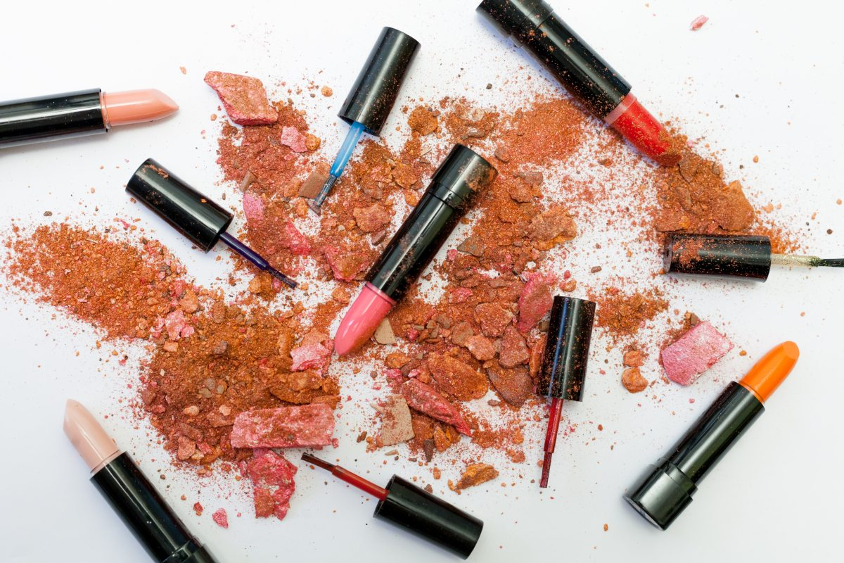 Coverphoto beauty products